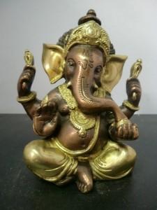 Ganesha- 15 cm-1450gram
