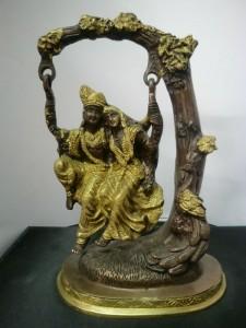 Radha-Krishna-28cm-3100gram